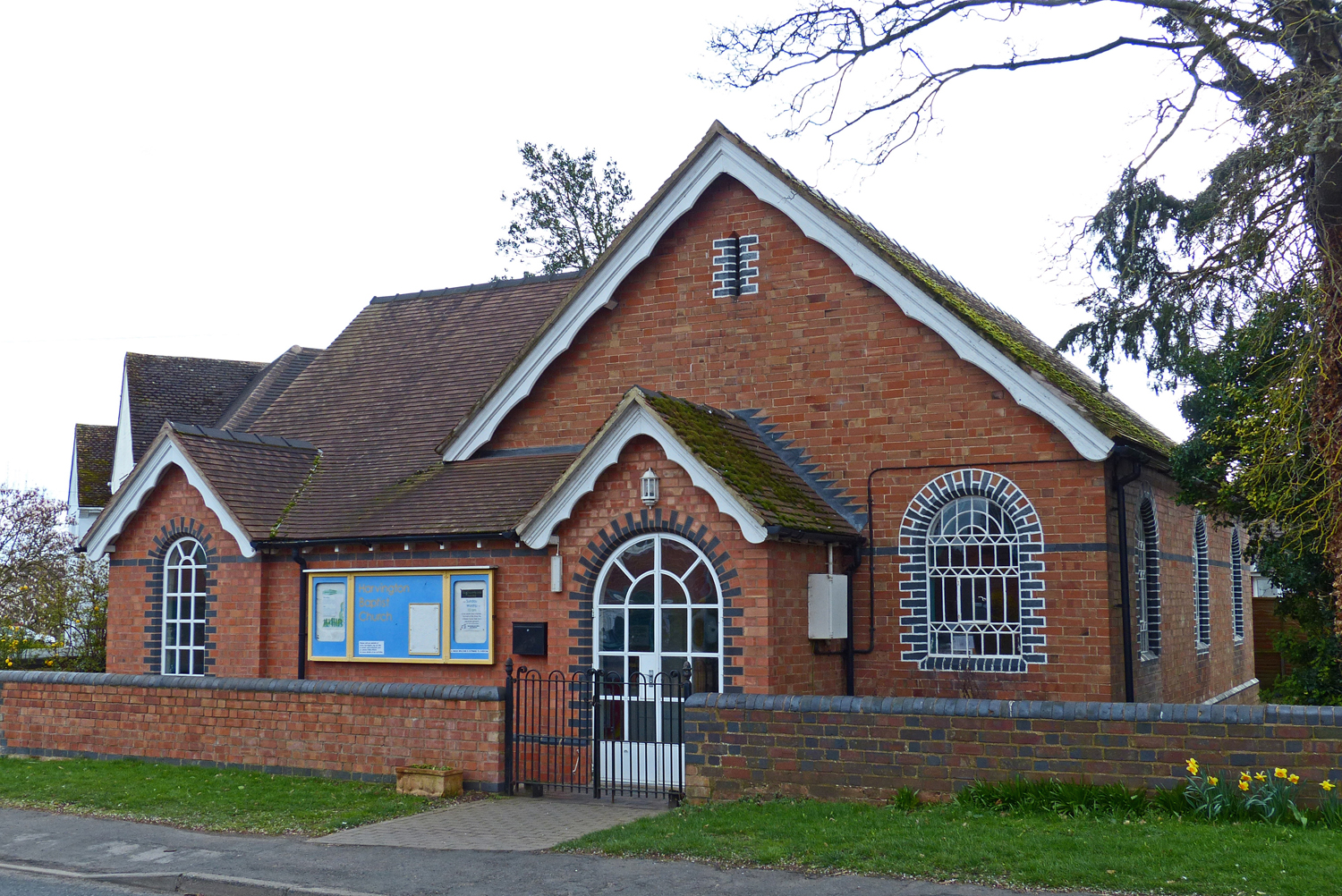 Harvington Baptist March 2014