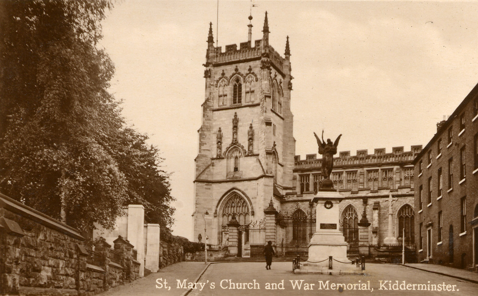 Image result for Saint Mary's, Kidderminster, Worcestershire, England, United Kingdom