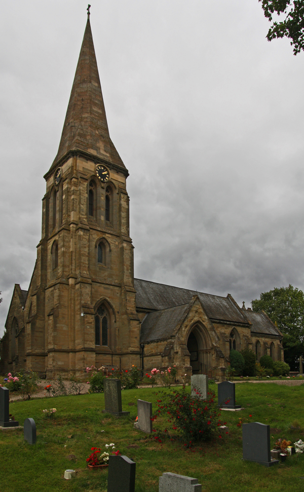 Abberley St Mary. August 2011